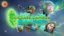 Move or Die: Rick and Morty Kickass Cameos Video Thumbnail
