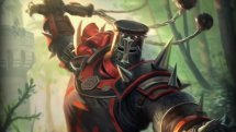 SMITE Black Knight & Noble Knight Osiris Skin Preview Video Thumbnail