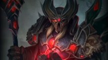 SMITE Dread Knight Odin Skin Preview Video Thumbnail
