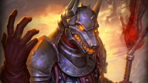 SMITE Jackal Knight Anubis Skin Preview Thumbnail