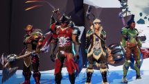 Dauntless E3 2017 Trailer: Forge Your Legend