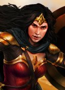 DC Legends Introduces Wonder Woman Theatrical Content