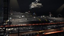 Fractured Space New Hangar Teaser