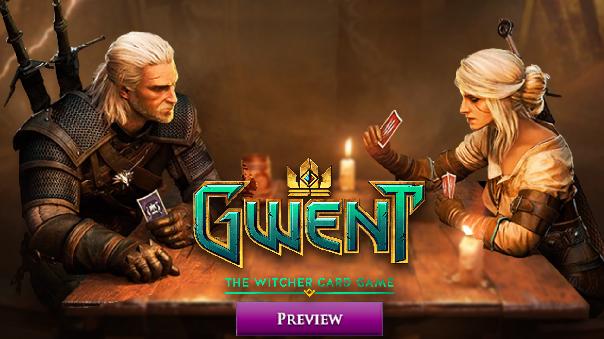 Gwent Open Beta Impressions