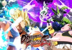 Dragon Ball Fighter Z Game Profile Banner