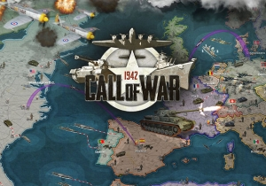 Call of War Game Profile Banner