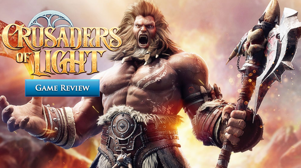 can you play crusaders of light on pc
