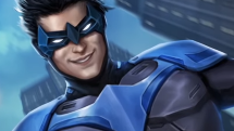 DC Legends Nightwing Hero Spotlight Video Thumbnail