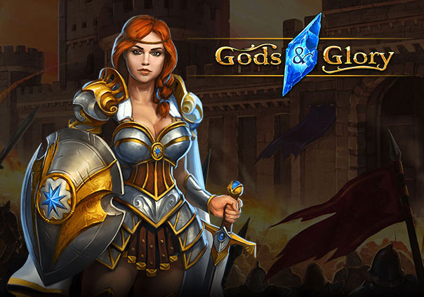 Gods and Glory Game Profile Banner