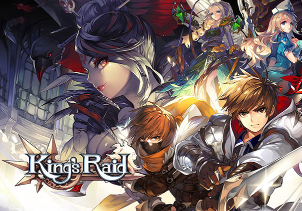 King's Raid Game Profile Banner