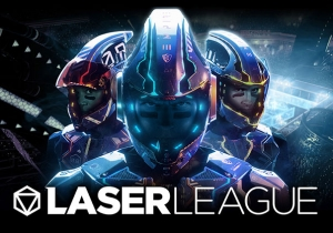 Laser League Game Profile Banner
