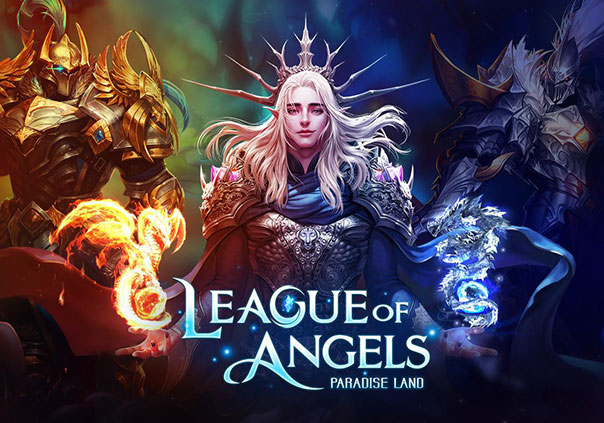 League of Angels - Paradise Land Game Profile Image