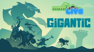 Colt plays more Gigantic!