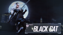 Marvel Heroes Omega Black Cat Console Release Video Thumbnail
