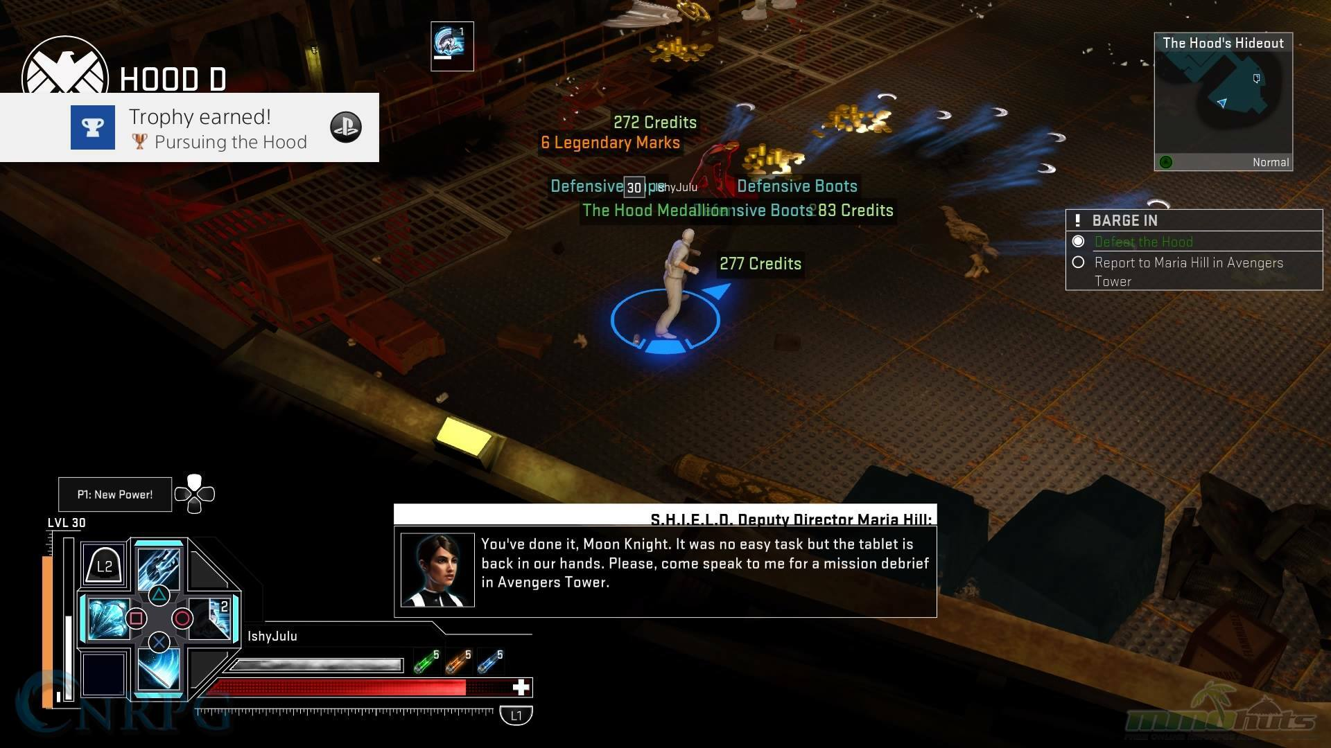 Marvel Heroes Omega PS4 Review