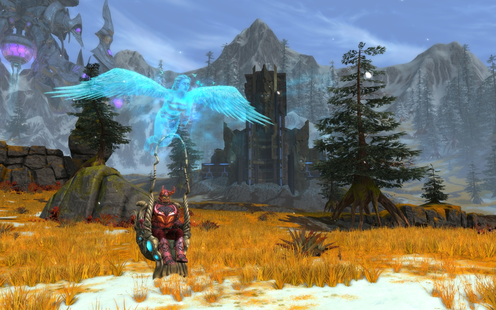 RIFT 4.2 Spectral Carriage Screenshot