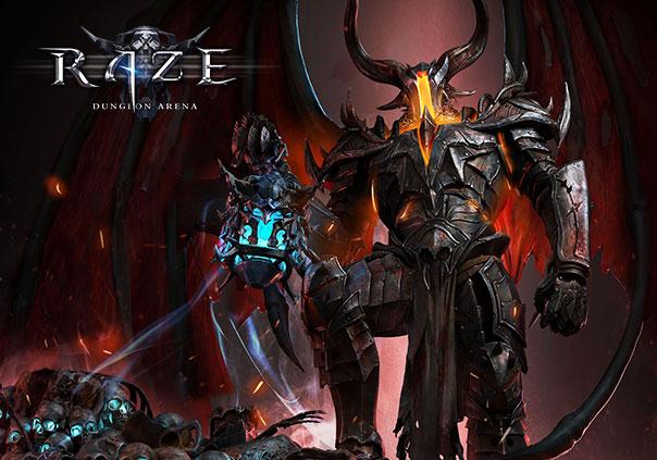 Raze Dungeon Arena Game Profile Banner