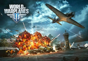 World of Warplanes Main Image