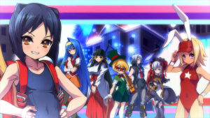 Arcana Heart 3 Love Max Six Stars Video Thumbnail