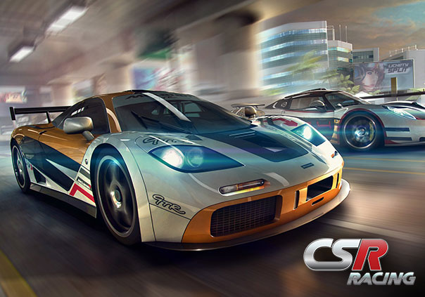 CSR Racing Game Profile Image