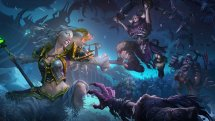 Hearthstone Knights of the Frozen Throne Announcement Trailer Thumbnail