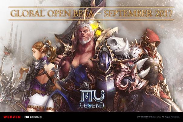 Mu Legend Open Beta Date Announced News Header Image