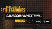 Gamescom PUBG Invitational 2017 Announcement Trailer Thumbnail
