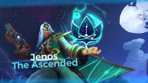 Paladins Champion Teaser: Jenos The Ascended Video Thumbnail