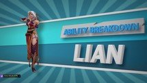 Paladins - Lian - Ability Breakdown - YouTube