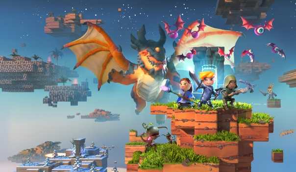 Portal Knights Update 1.1 Adds New Island Event & More News Header Image