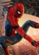 Spiderman Homecoming Marvel Heroes Omega Thumbnail
