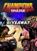 Champions Online 8th Anniversary Pack Raffle Front Page Banner