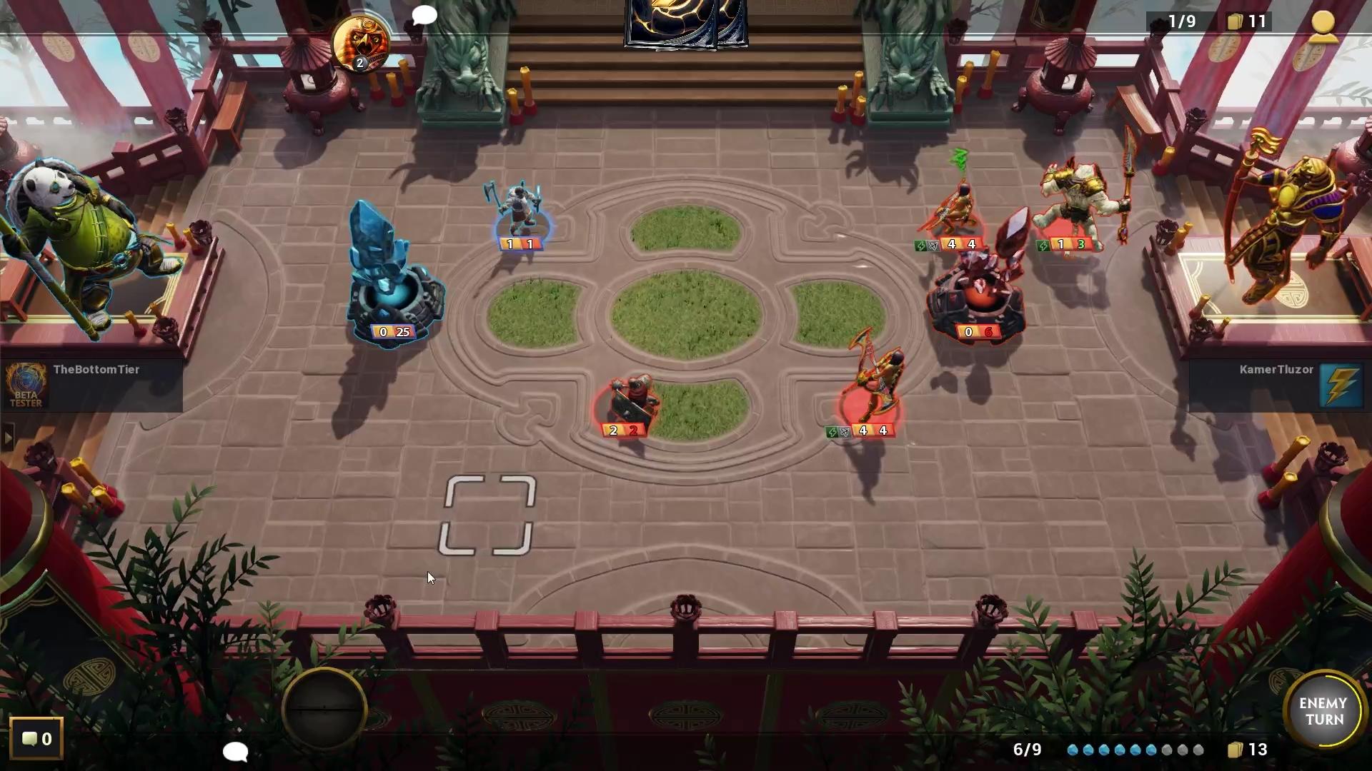 Hand of the Gods: Open Beta Impressions Screenshot