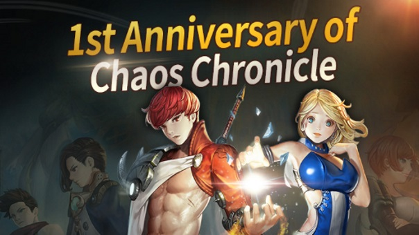Chaos Chronicle - Anniversary - Main Image