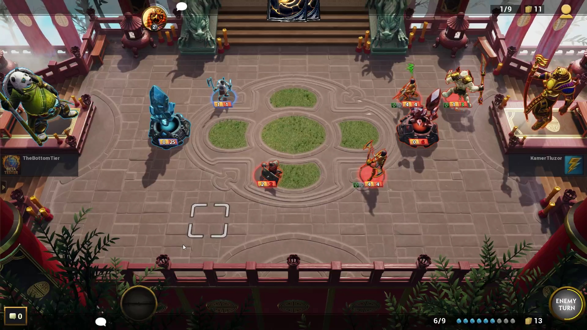 Hand of the Gods: Open Beta Impressions Screenshot