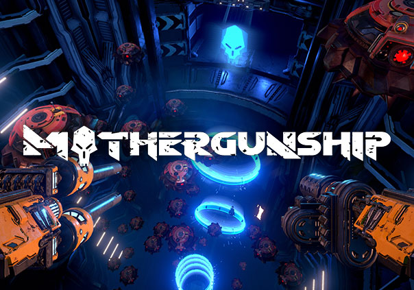 Mothergunship Game Profile Banner