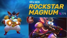 Rock Star Magnum - Video Thumbnail