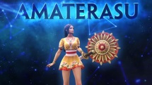 SMITE - New Skin for Amaterasu - Sun Kissed - Video Thumbnail