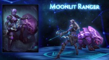SMITE - New Skin for Artemis - Moonlit Ranger - Video Thumbnail