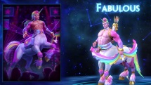 SMITE - New Skin for Chiron - Fabulous - Video Thumbnail