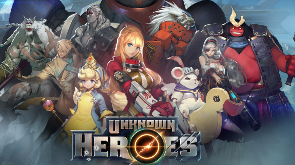 Unknown Heroes Main Image