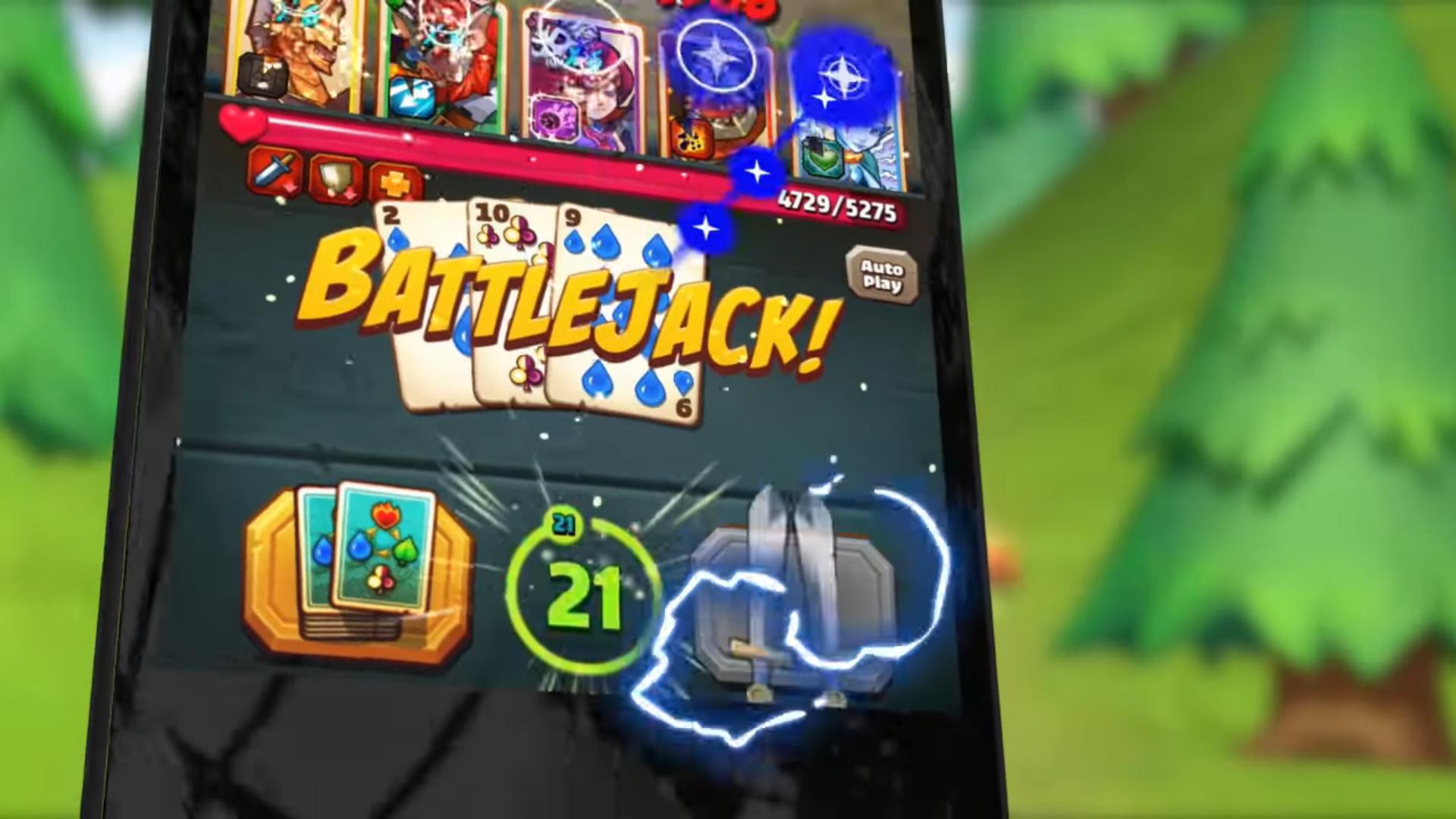 Battlejack Video Thumbnail