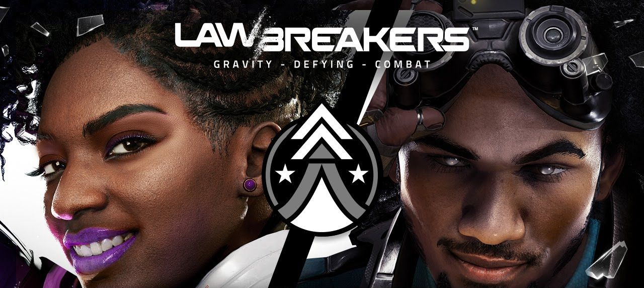 Lawbreakers Harrier Key Image