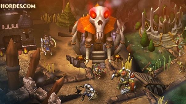 Battle Hordes - Main Image