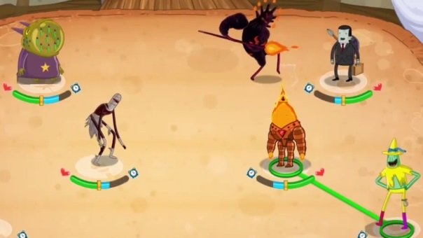 Champions and Challengers - Adventure Time - Trailer - Main Image