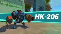 Gigantic HK-206 Hero Overview Video Thumbnail