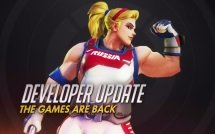 Overwatch - Developer Update - The Games are Back - Video Thumbnail