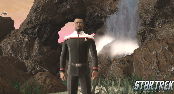 StarTrekOnline_GeordiLaForge_Screenshot - Main Image