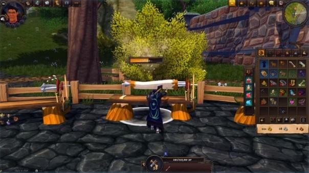Villagers & Heroes_ Starfall - Main Image