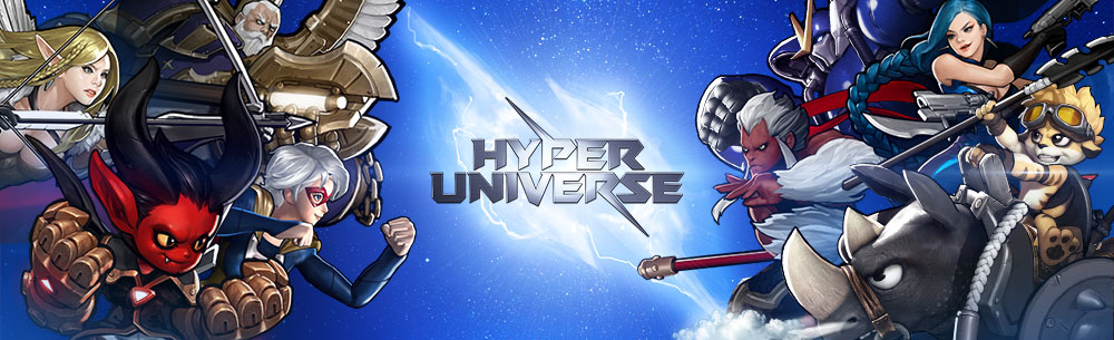 Hyper Universe Steam Early Access Key Giveaway Banner
